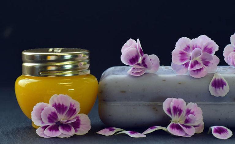 Soap-perfume