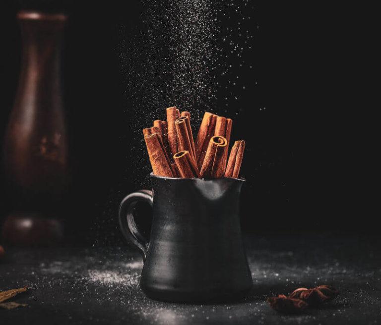 Cinnamon-in-bucket