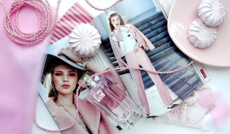 Pink-perfume